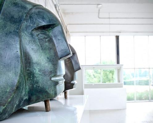 instant connection trots sculpturen inspiratie